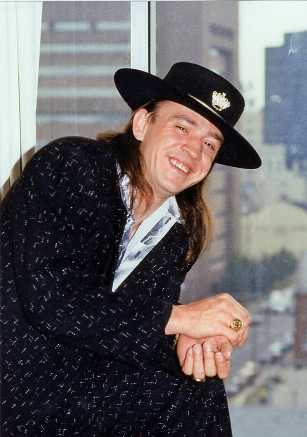 Stevie Ray Vaughan - JAMES L. DICKERSON