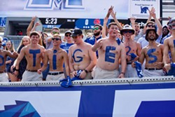 2020 Memphis Tigers Football Schedule