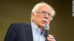 Bernie Sanders - CNN SCREENSHOT