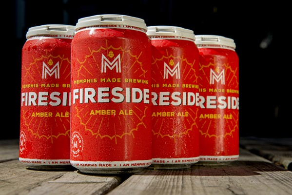 PHOTO BY BRANDON DILL, COURTESY OF MEMPHIS MADE BREWING CO.