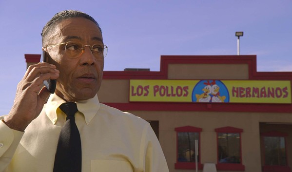 Giancarlo Esposito as Gus Fring