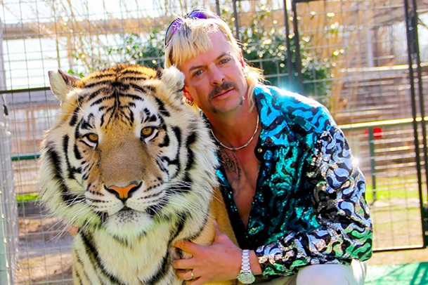 Joe Exotic, the Tiger King