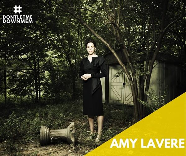 Amy LaVere - DON'T LET ME DOWN MEM