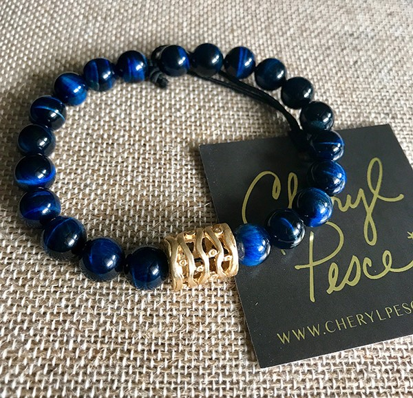 Handmade jewelry from Cheryl Pesce - COURTESY CHERYL PESCE