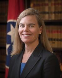 District Attorney Amy Weirich