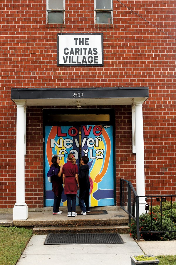 Caritas Village in Binghampton offers multiple programs for residents.