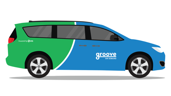 Groove On-Demand will offer affordable ridesharing options to Memphians - DOWNTOWN MEMPHIS COMISSION