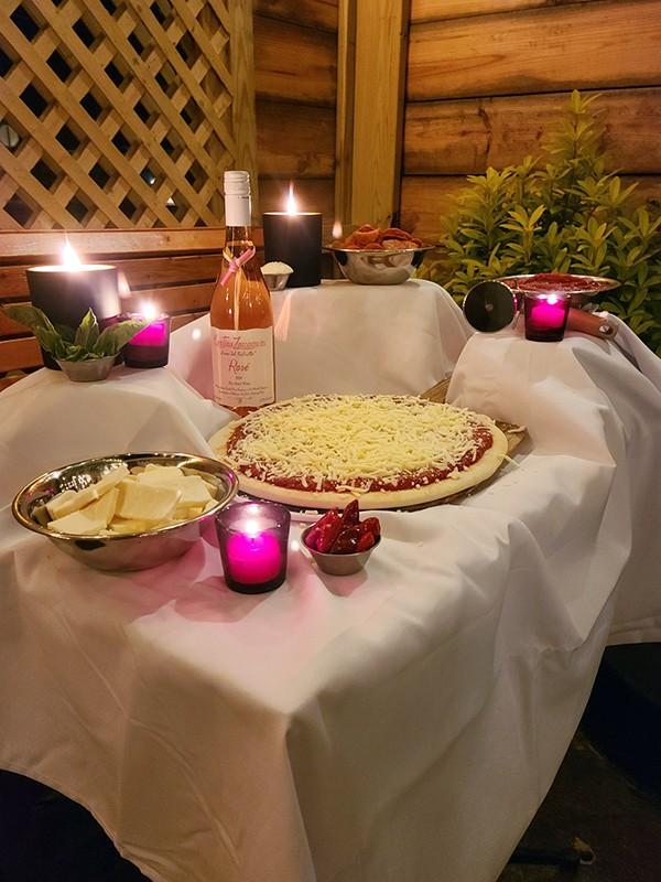 Tamboli's Pasta & Pizza - BECKY GITHINJI