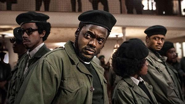 Daniel Kaluuya plays Fred Hampton in Shaka King's Judas and the Black Messiah