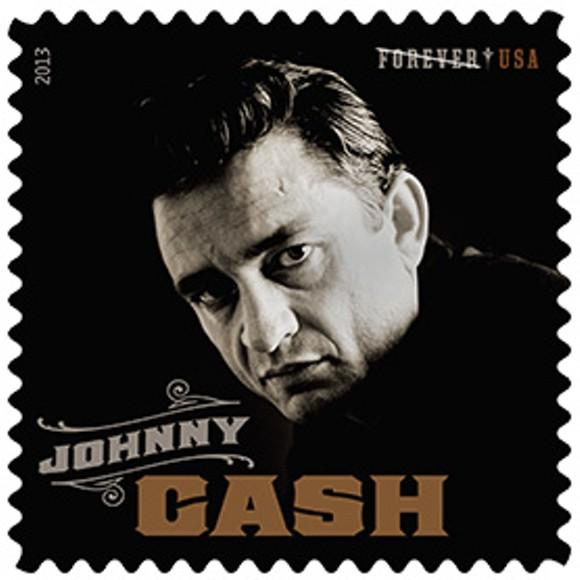 Stamp in Black