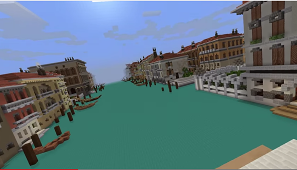 The Grand Canal.