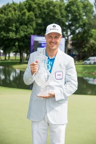 Defending FedEx St. Jude champion, Ben Crane