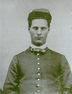 Private William H. Terry