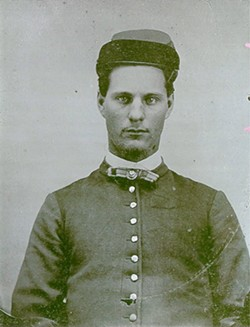 Private William H. Terry