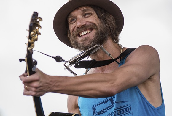 Todd Snider plays the Levitt Shell this Saturday.