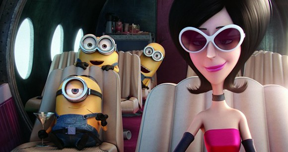 Scarlet Overkill and Minions