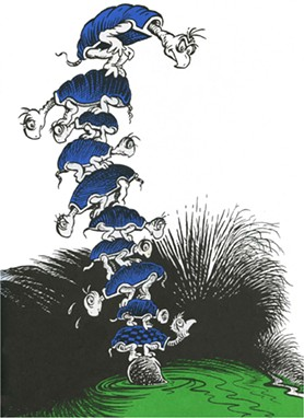 "DR. SEUSS, FROM ""YERTLE THE TURTLE"""
