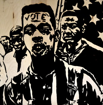"LAWRENCE MATTHEWS, ""VOTE III"""