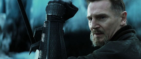 Lliam Neeson as Ras Al Gul