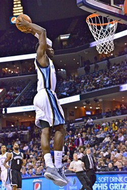 Can Jeff Green prove he fits in with the Grizzlies' starting unit? - LARRY KUZNIEWSKI