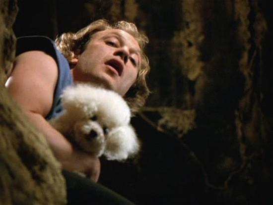 Ted Lavine as Buffalo Bill, animal lover.
