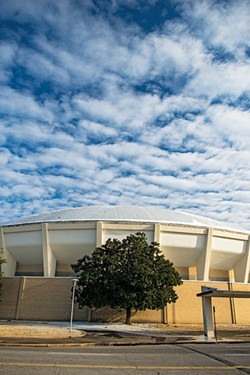 The Mid-South Coliseum - BRANDON DILL
