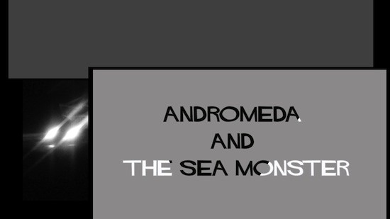 "Laura Jean Hocking's ""Andromeda and the Sea Monster"""