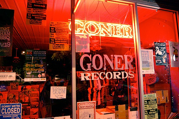 Goner Records.