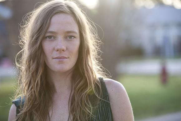 Kelley Mickwee plays Otherlands this Saturday.