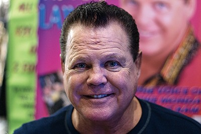 Jerry Lawler is an old-school Star Wars fan - LAURA JEAN HOCKING