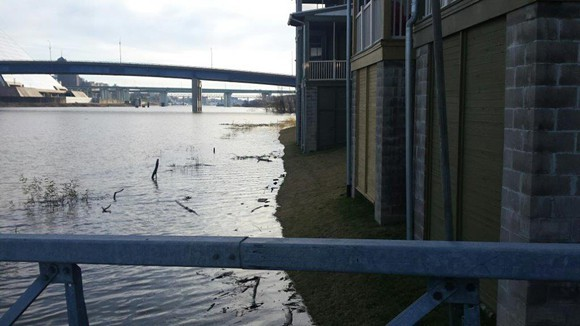 Harbor Town along the Wolf River Harbor - SHELBY COUNTY OFFICE OF PREPAREDNESS