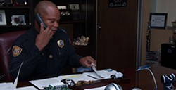 Departing MPD Director Toney Armstrong - MEMPHIS POLICE DEPARTMENT