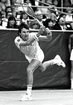 Jimmy Connors - MEMPHIS OPEN