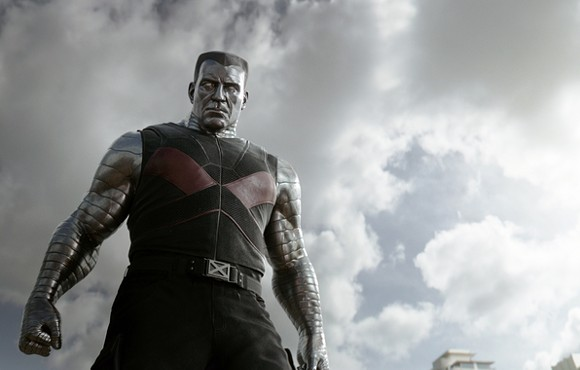 Colossus, Deadpool's requisite CGI Character