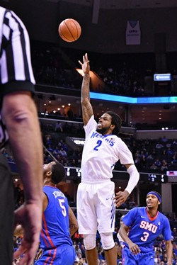 Shaq Goodwin, All-AAC? - LARRY KUZNIEWSKI