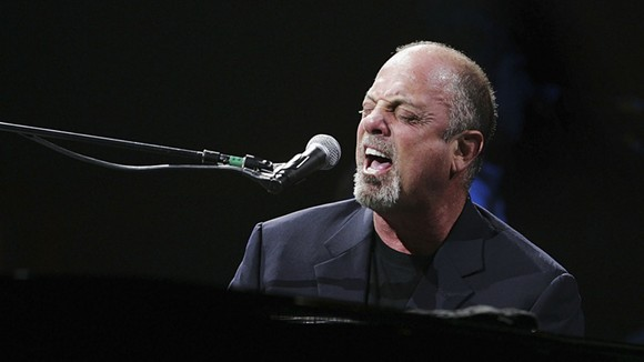 BIlly Joel plays the FedEx Forum tonight