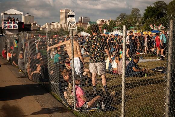 Beale Street Music Fest 2016. - SAM LEATHERS