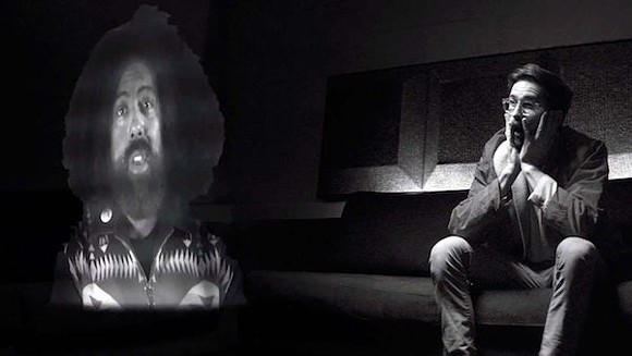 Virtual Reggie Watts would have to be invented if he didn't already exist.