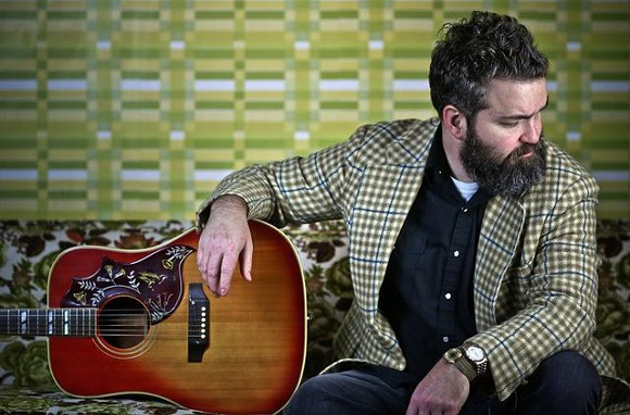 Mark Edgar Stuart plays Lafayette's Music Room this Sunday.