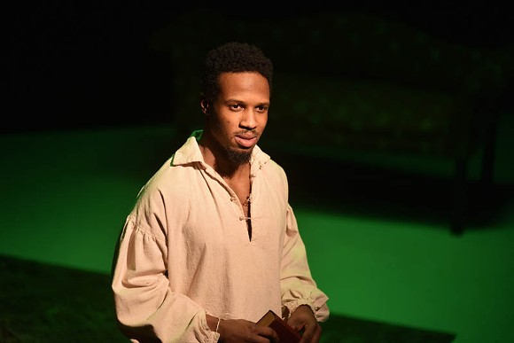 Bertram Williams – Free Man of Color