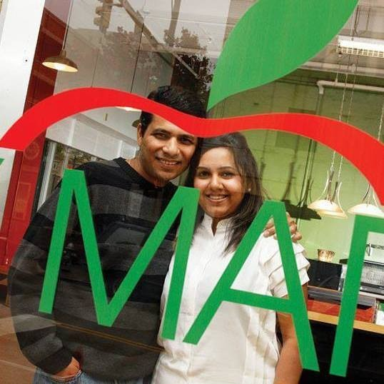 City Market owners Hamida and Sunny Mandani will bring 901 Grille and Market to the edge of Midtown. - FACEBOOK