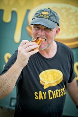 Say Cheese! - JUSTIN FOX BURKS