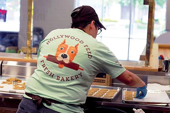 Hollywood Feed - JUSTIN FOX BURKS