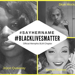 OFFICIAL BLACK LIVES MATTER MEMPHIS