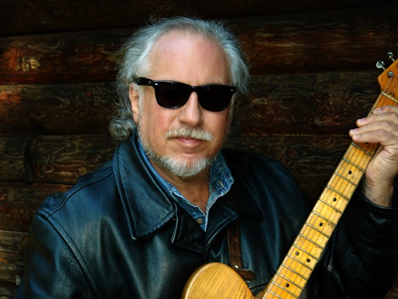 Bob Margolin plays the Road to the Biscuit Festival tonight on Beale Street.