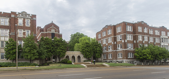 The University of Tennessee Health Sciences Center.