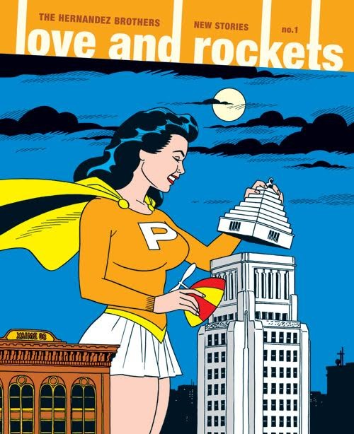 Love. Rockets. Etc.