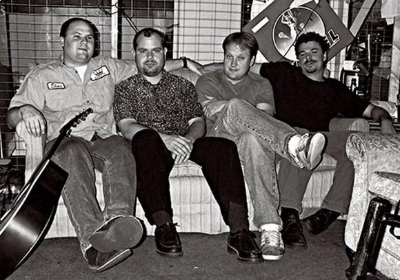 Crash Into June play the Hi-Tone this Saturday night.