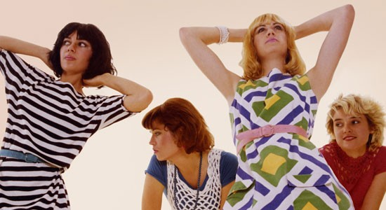 The debut album by The Bangles recently got the Record Store Day treatment