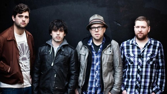 The Ataris play the New Daisy tongiht.